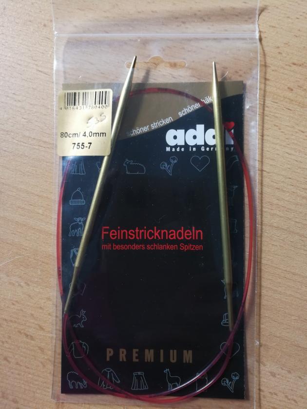 Addi Feinstricknadel