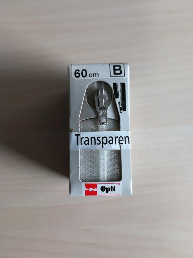 Reißverschluss Opti S 40