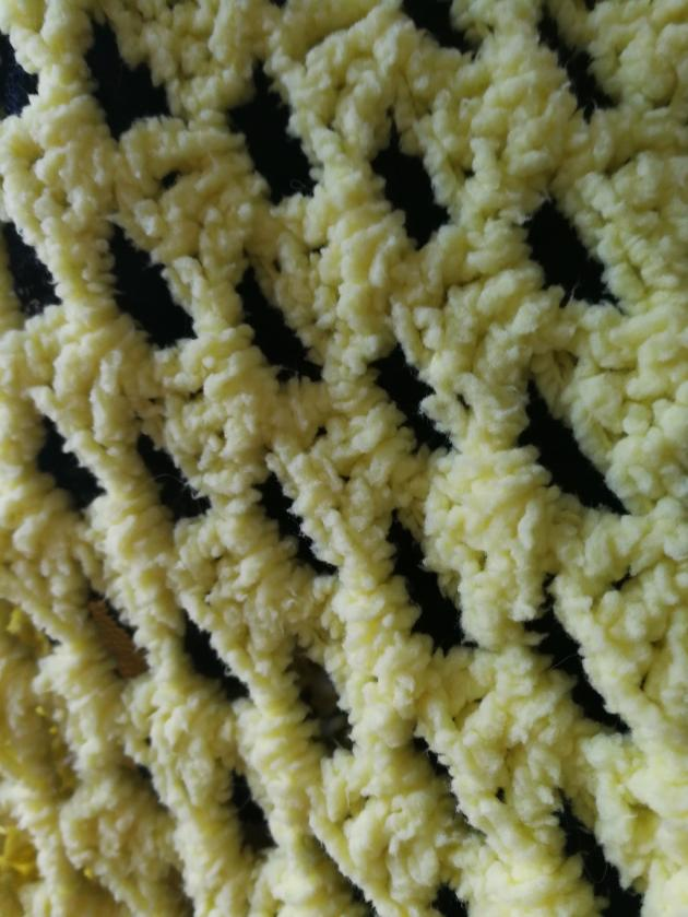 Stola aus Mikrofaser