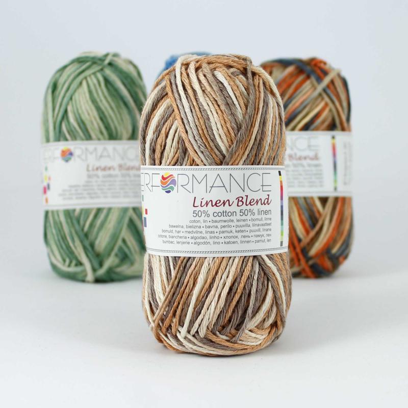 Linen Blend 50BW/50 Leinen