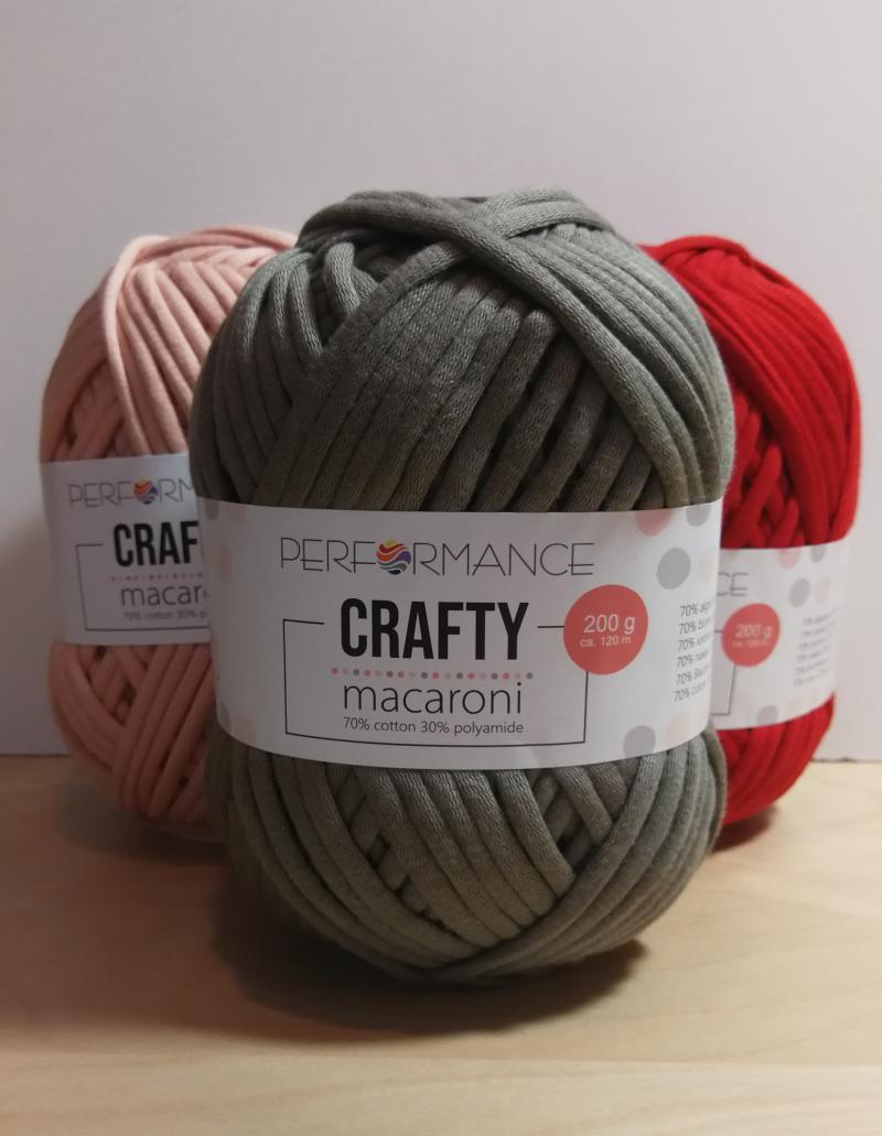 Textilgarn Crafty