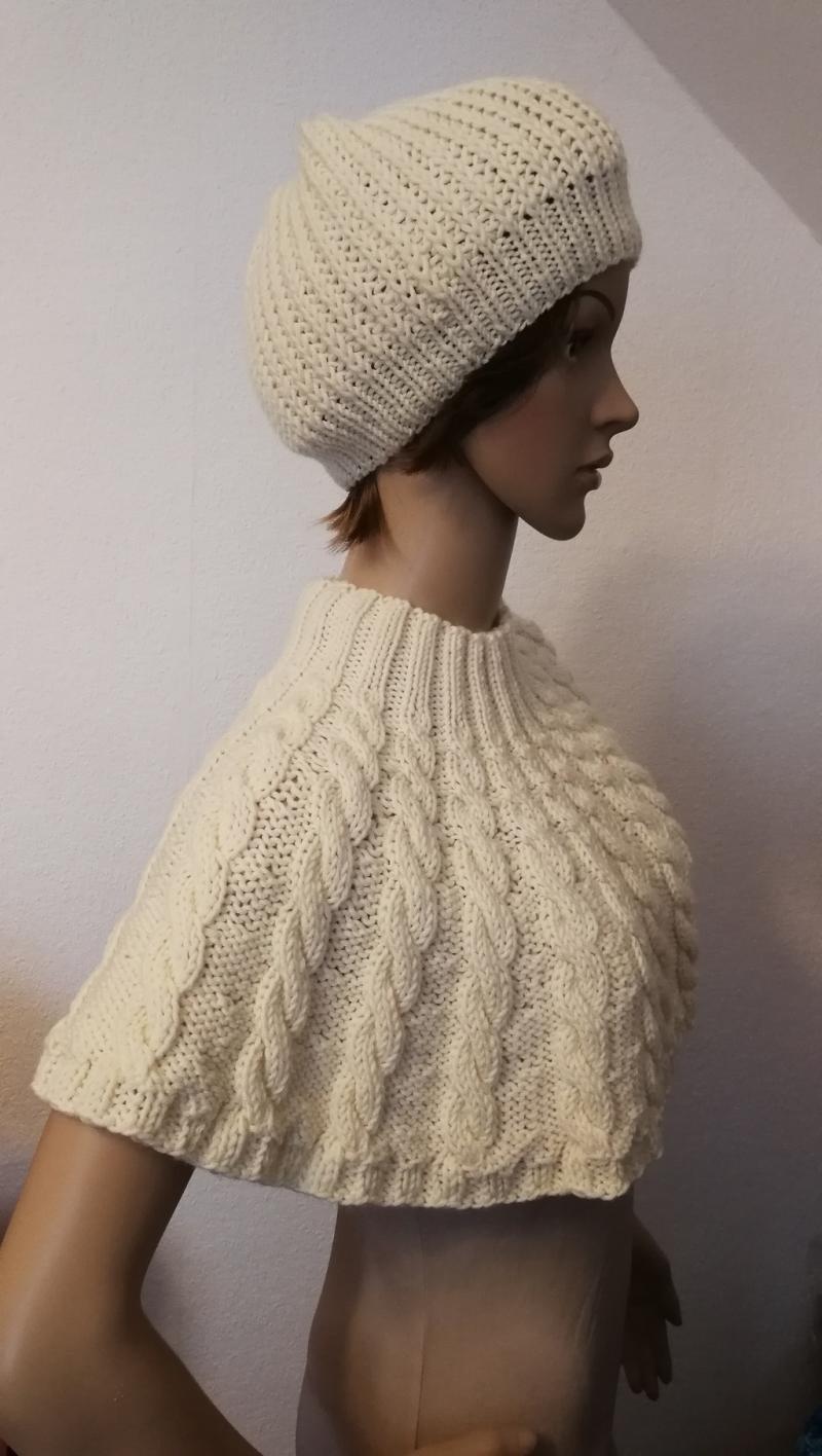 Mütze + Schalkragen