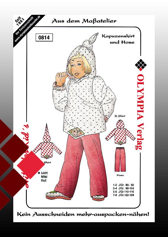 Kapuzenshirt + Hose